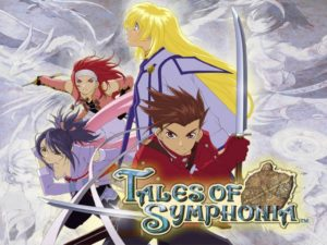 Tales of Symphonia Namco